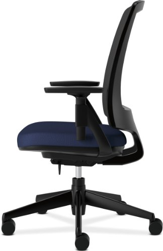 hon lota mid back work chair with mesh back for office or