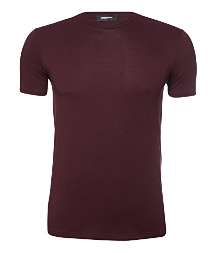DSquared -  T-shirt - Uomo Grape XX-Large