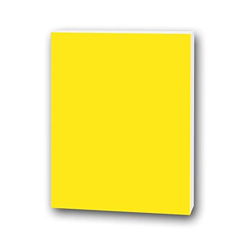 foam-board-20x30x1875-neon-yellow