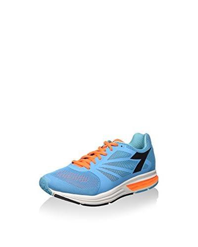 Diadora Sneaker Kuruka schwarz