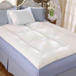 Restful Nights Down Alternative Fiber Bed - Queen