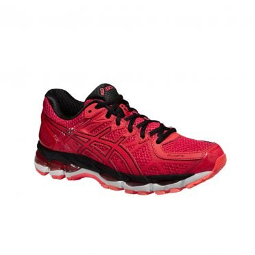 Asics Scarpe Donna Gel Kayano 21 Lite-Show, Coral/Coral/Black (USA 9 UK 7 EU 40.5)