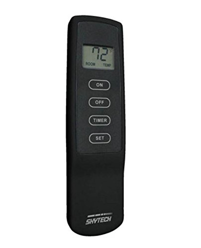 Skytech SKY-1001 T/LCD Fireplace Remote Control with Timer (Wireless Stove Thermostats compare prices)
