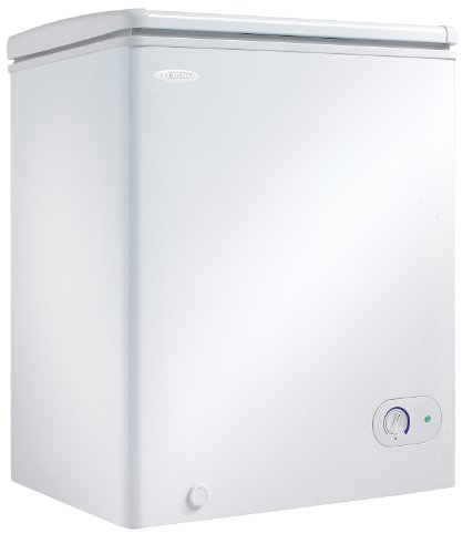 Danby DCF401W1 3.6 cu.ft. Chest Freezer - White
