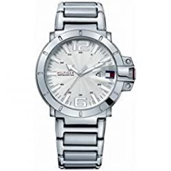 Tommy Hilfiger Analog Silver Dial Mens Watch - TH1790746J