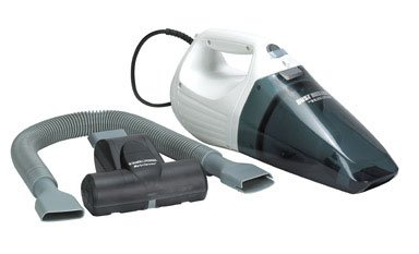 Black & Decker HV9010P Retriever Pet-Series Cyclonic-Action Corded Dustbuster and Blower