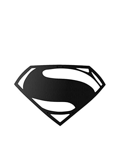 Best Seller Living Decoración Pared Superman Logo