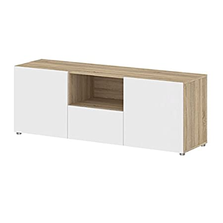 Tvilum Dawson TV Stand in White