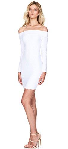 alaix-moda-donna-elasticizzato-senza-spalline-sottile-con-sexy-sera-vestito-white-medium