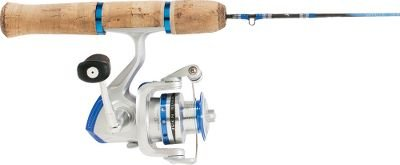 13 Fishing White Noise Ice Spinning Rod and Reel Combo (Medium, 26
