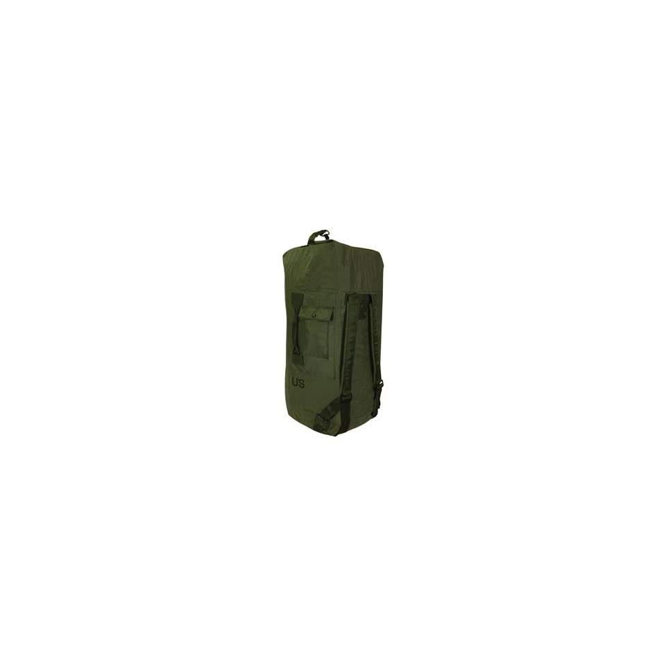 d81bc3d666 Official US Military Army Navy Surplus Duffle Duffel Bag on PopScreen
