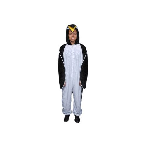 Penguin Plush Adult Costume Size Standard