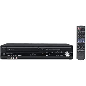 Selected DVD Recorder with VCR By Panasonic Consumer