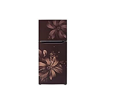 LG GL-Q282SHAM Frost-free Double-door Refrigerator (255 Ltrs, 3 Star Rating, Floral Pattern)