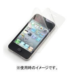 SoftBank SELECTION 三枚重ね保護フィルム for iPhone 4S/4