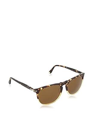 Persol Gafas de Sol 3113S 102433 (54 mm) Marrón / Dorado