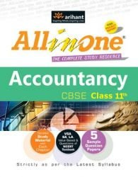 CBSE All in One Accountancy Class 11