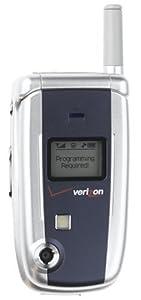 Audiovox CDM8910 Phone (Verizon Wireless)