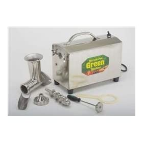 Miracle Pro Green Machine Wheat Grass Juicer