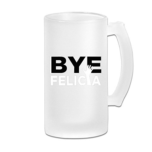 WEQOFGE Bye Felicia Friday Beer Mug (Outback Mason Jar compare prices)