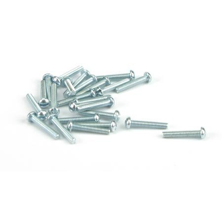 "Athearn ATH99006 Round Head Screws, 2-56 x 1/2"" (24) Standard"
