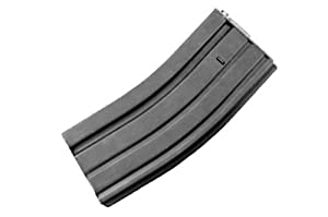 BOX OF 5x Airsoft M4 & M16 Metal 300rd High Capacity Magazine [Hi-Cap Mag] - For Echo 1, JG, ICS, DBoys, CA, AGM