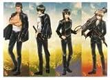 銀魂 一番くじ ダブルチャンス 当選品 真選組 4枚組 ポスター セット
