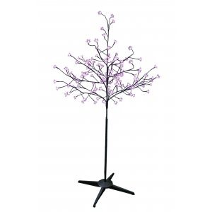 """Cherry Blossom 64"""" Led Tree W/120 Lights For Home Or Patio"""