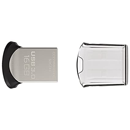 Sandisk Ultra Fit SDCZ43 USB 3.0 16GB Pen Drive