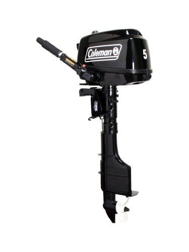 Coleman 5 HP Outboard Motor