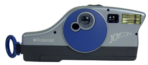 Polaroid JoyCam 500 Instant Camera, Blue
