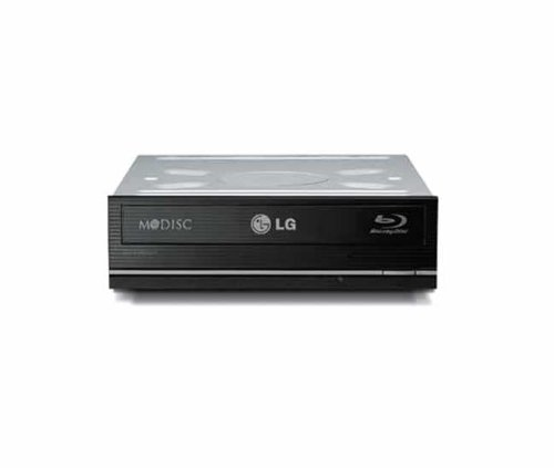 LG Electronics WH12LS39K M-Disc 12X Internal SATA Blu-Ray Rewriter - OEM Bulk Burner Drive