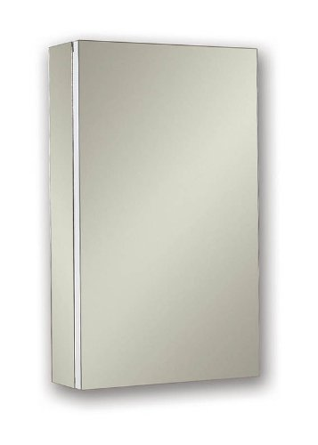 NuTone 52WH244DPF Metro Deluxe Medicine Cabinet with Flat Trim, 24 by 4-Inch