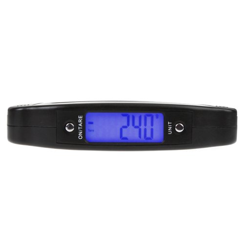 Generic Digital 50kg 10g Travel Hanging Luggage Weight Electronic Scale Home Band