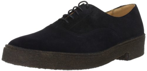 [サンダース] SANDERS OXFORD DECK SHOE 9491 BLUE(ネイビー/UK 6H)