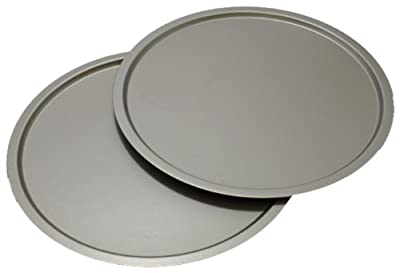 OvenStuff Non-Stick 12 Inch Pizza Pan Two Piece Set