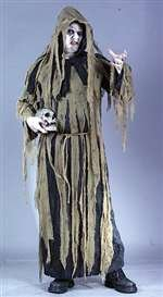 Zombie Robe Gauze Adult Costume One Size Fits Most