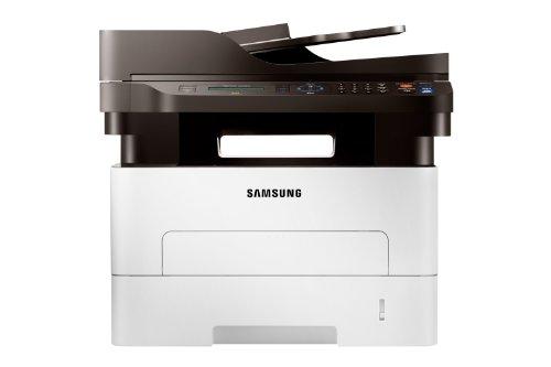 Samsung Xpress M2875FD Multifunzione Monocromatica 4 in 1, Bianco/Nero