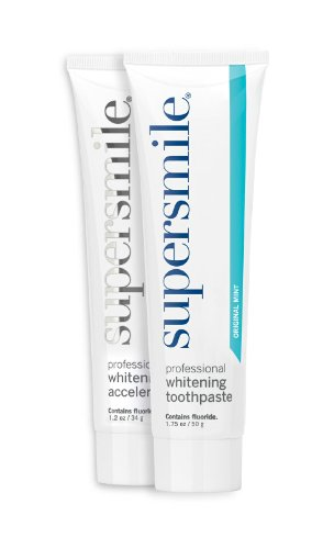 Supersmile Whitening System,Set ,1.2 & 1.75 Ounce