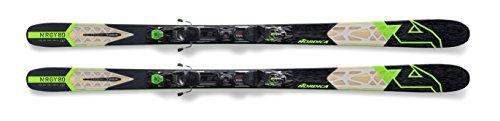 Nordica sci All Mountain NRGY 80 EVO + attacchi N PRO P.R. EVO WB (90 mm) - 2016, 177 cm