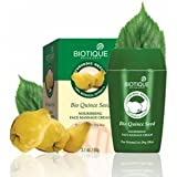 Biotique Skin Care Nourishing Facial Massage Cream Quince Seed (225 Gm)