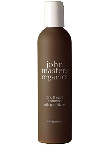 John Masters John Masters Organics Zinc & Sage Shampoo With Conditioner 236ml/8oz