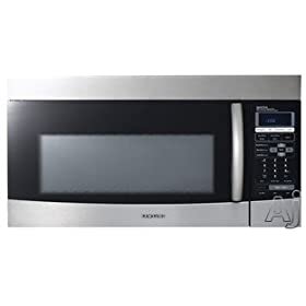 SMK9175ST Over The Range Microwave %2D Stainless Steel