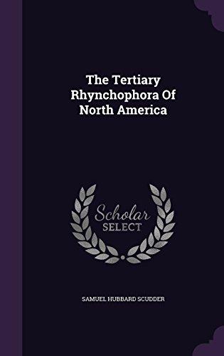 The Tertiary Rhynchophora Of North America
