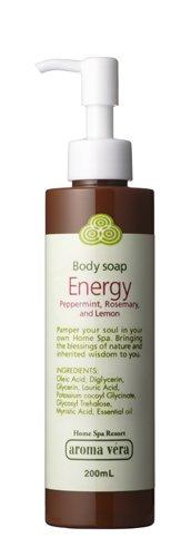 Vera energy body SOAP 200 ml