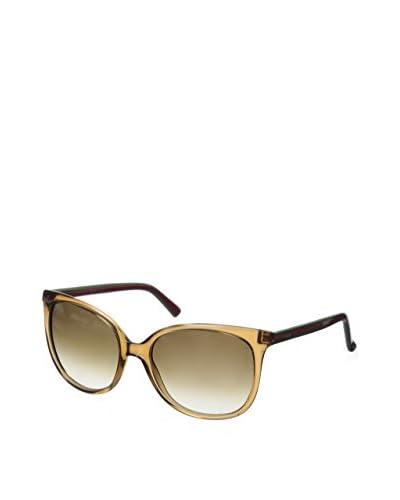 Gucci Women's Sunglasses, Transparent Honey