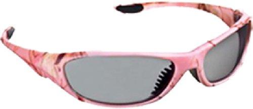 Aes Optics Realtree Ladies Pink Camo Sunglasses