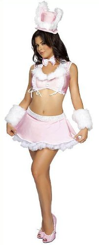 Sexy Bunny Costumes Sexy Pink Bunny Rabbit