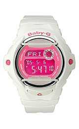 Baby-G Ladies Watch Baby-G 200M BG-169R-7DDR - WW