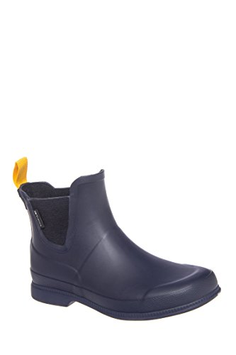 Eva Lag Low Heel Rain Boot